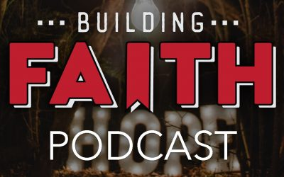 Project Update in New Building Faith Podcast