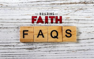 New Building Faith FAQs